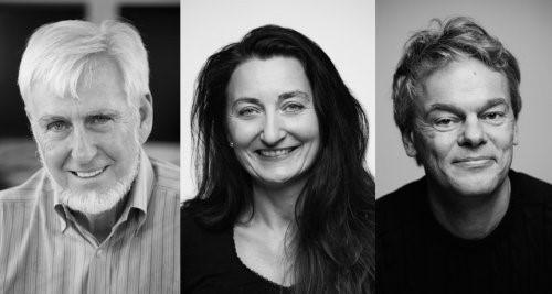 Edvard I. Moser, May-Britt Moser, John O'Keefe