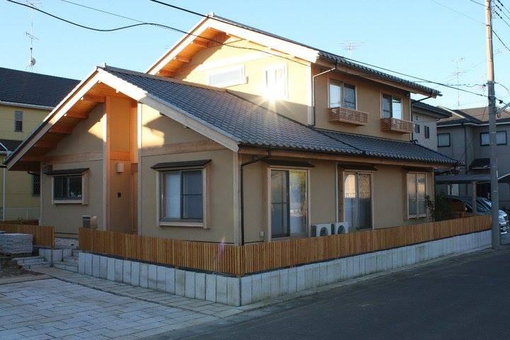 Дом по Васту в Японии